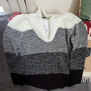 Sweater from Kohl's large with tag never wirn